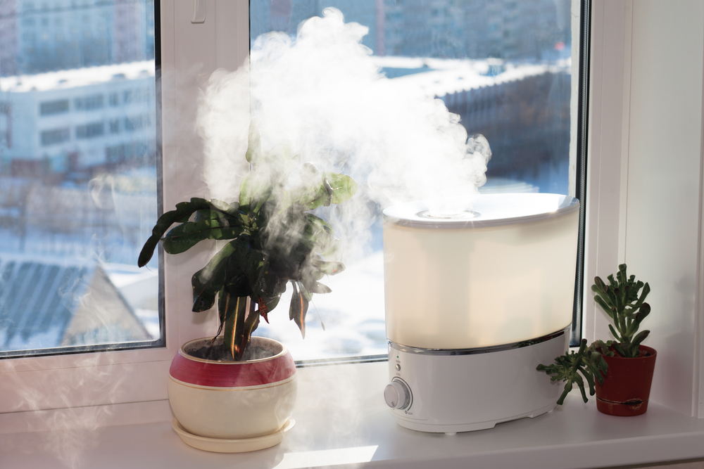 ... Humidifiers Are Good For Bedrooms. 1. Get Beautiful Skin