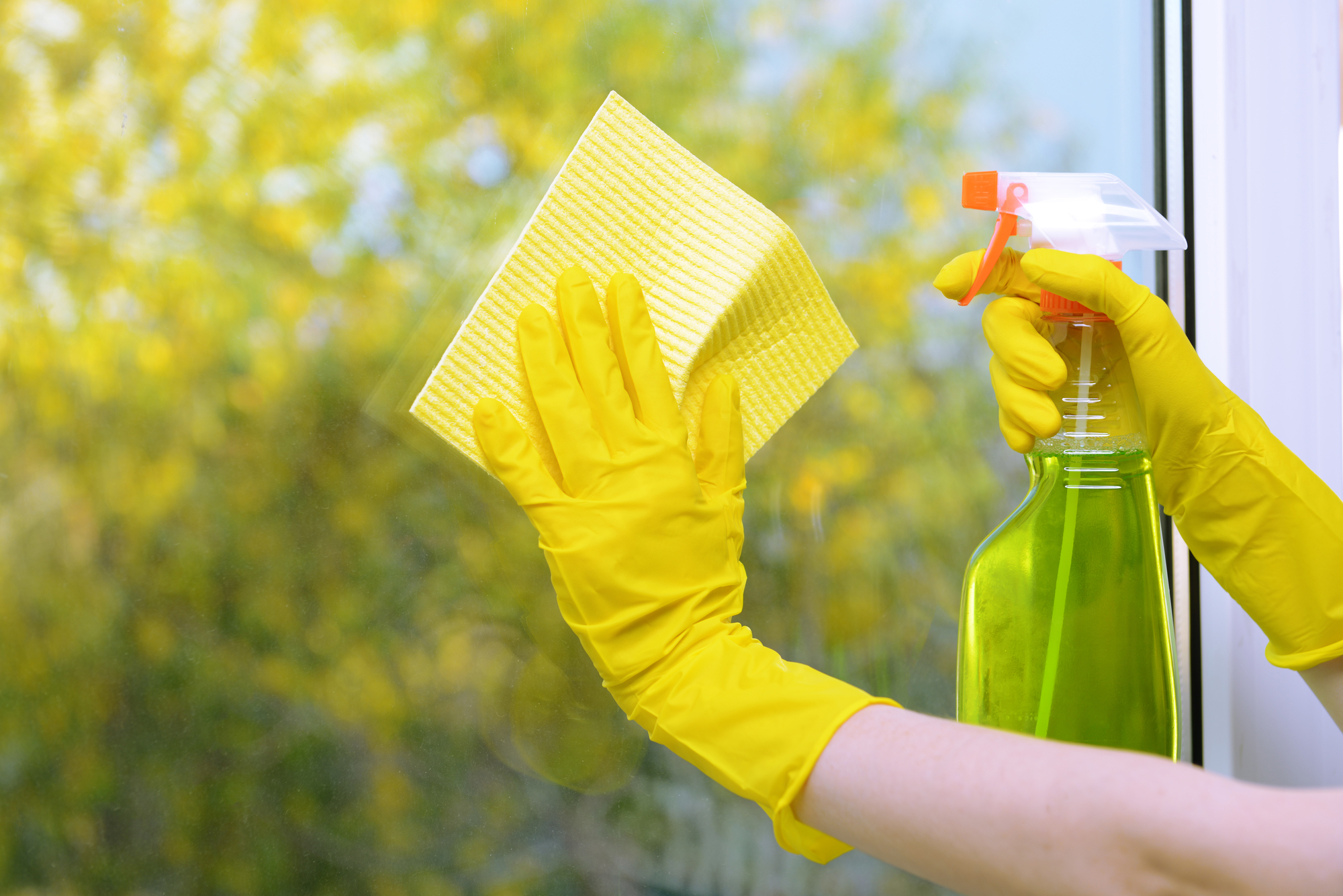 Avoid These 3 Chemicals in Cleaning Products - Marsden Building
