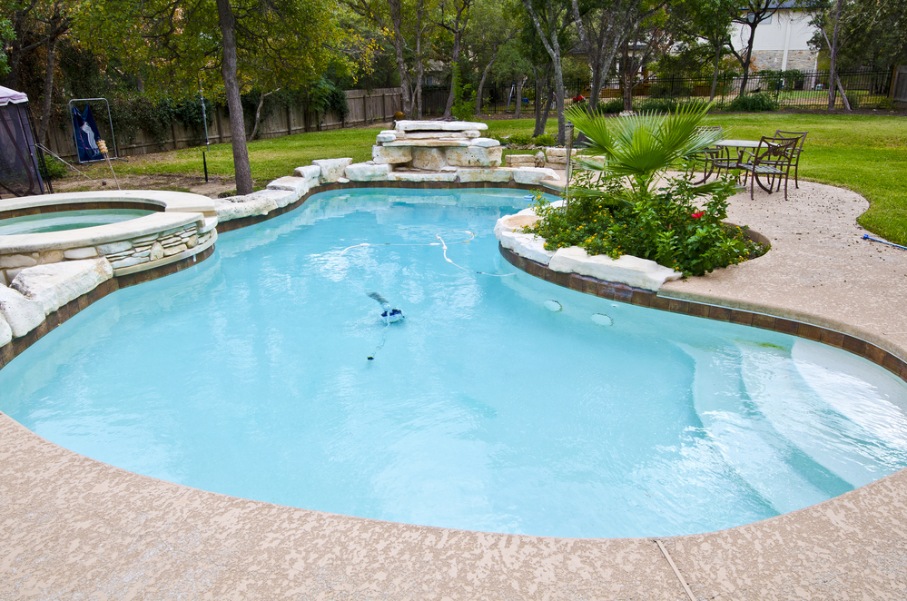 A Guide To Choosing The Right InGround Swimming Pool Layout Simple Swimming Pool Designing