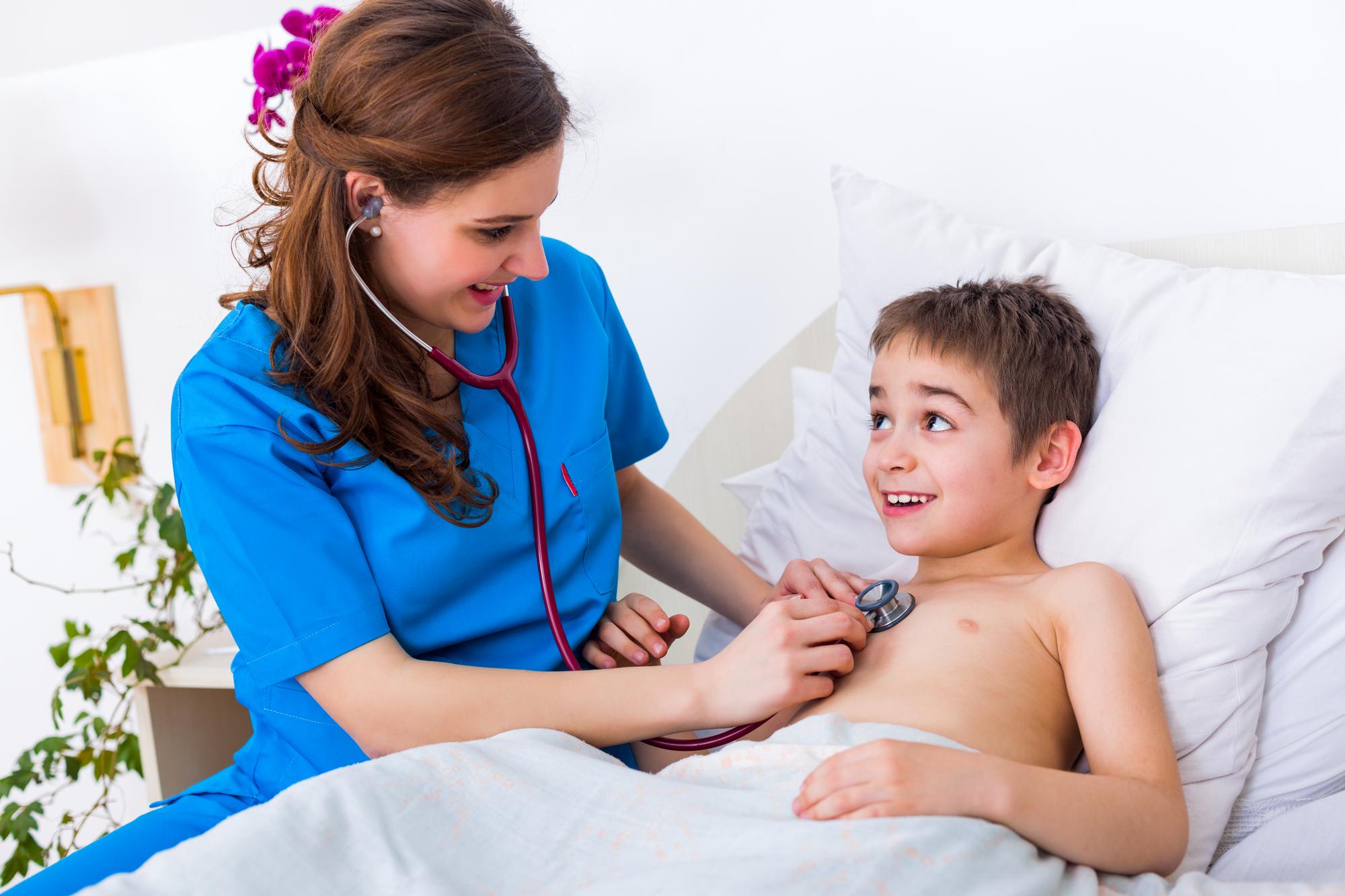 in home nurse