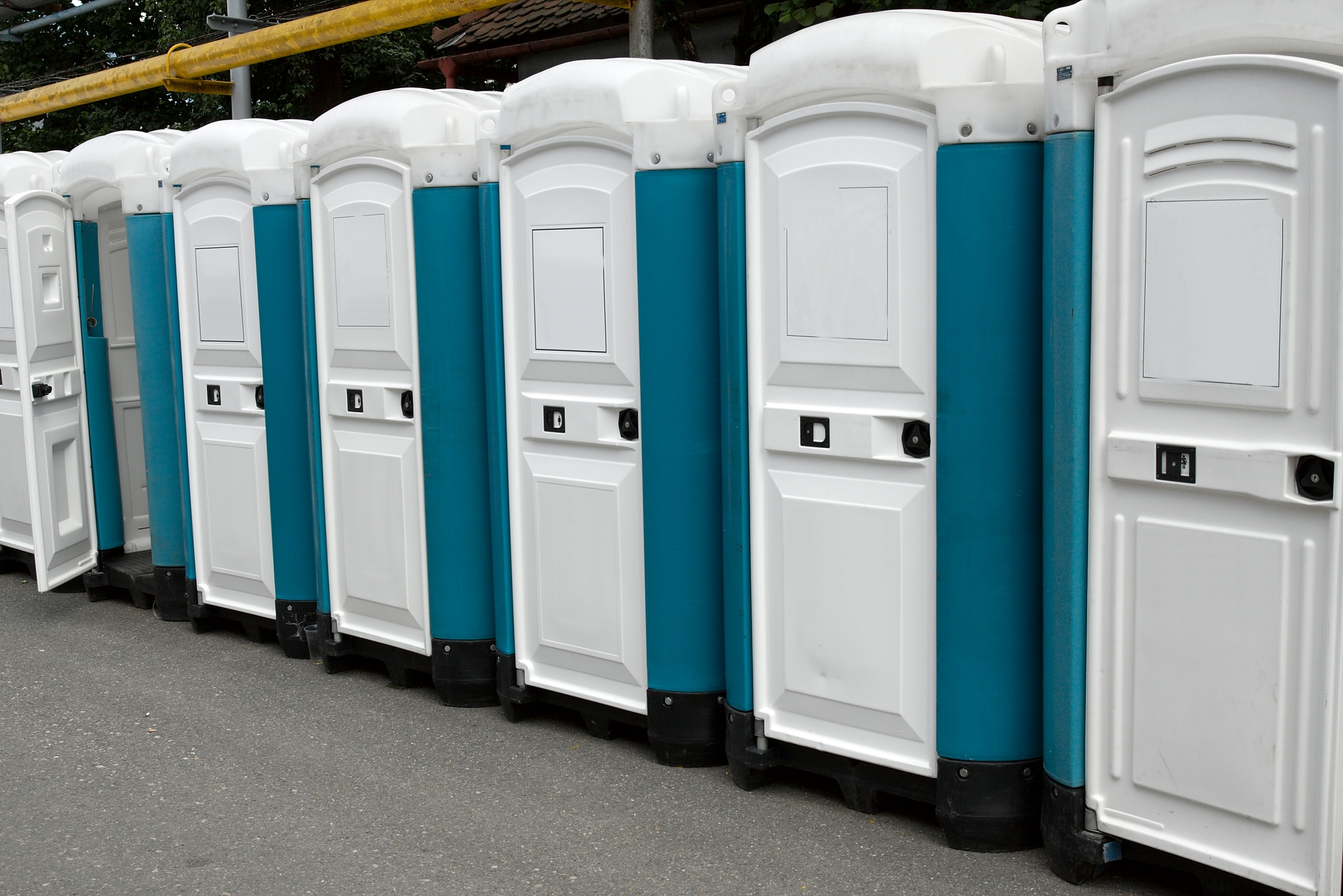 The Blue Liquid in Porta Potties: What Is It? - Johnny On ...
