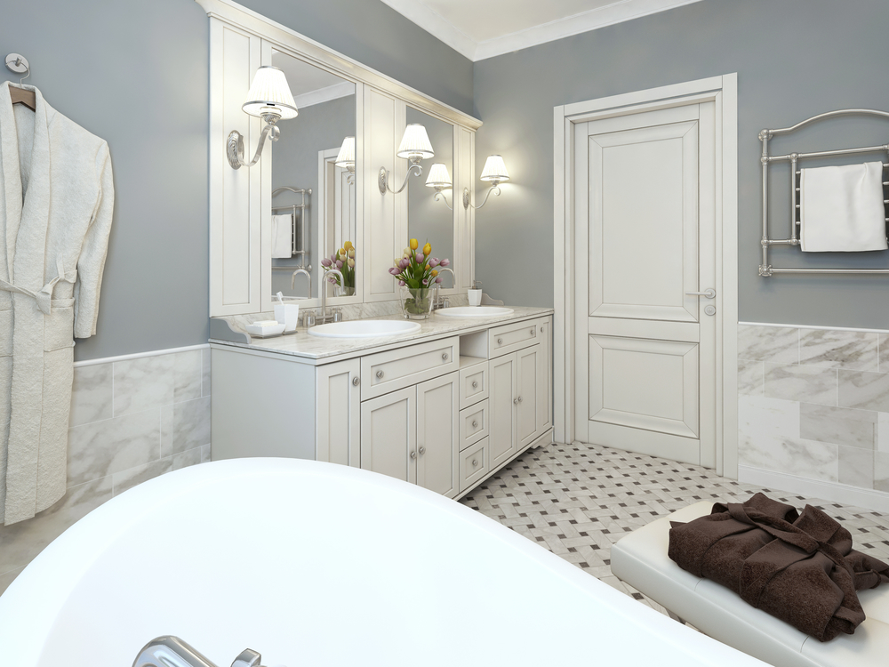 Bathroom Remodeling In Jonesboro Ar : Home improvement projects to increase property value