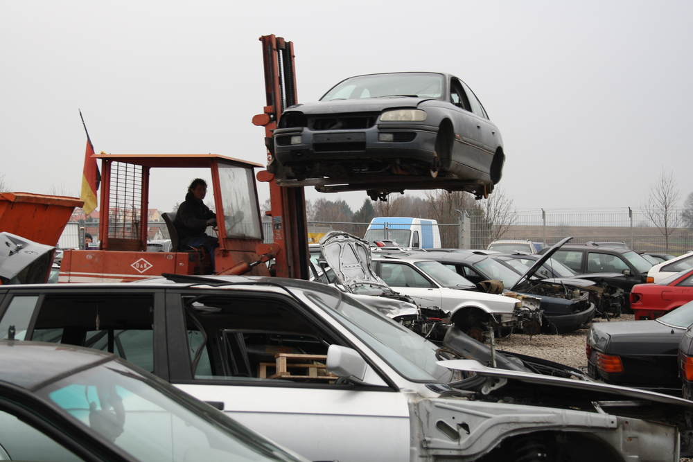What Shape Does My Junk Car Need to Be in to Bring It to a Scrap ...