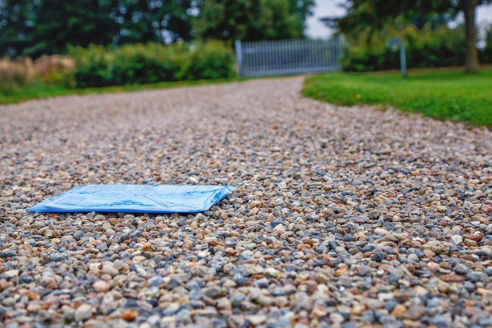 Slag Sand And Gravel : Benefits of a gravel driveway lasalle sand