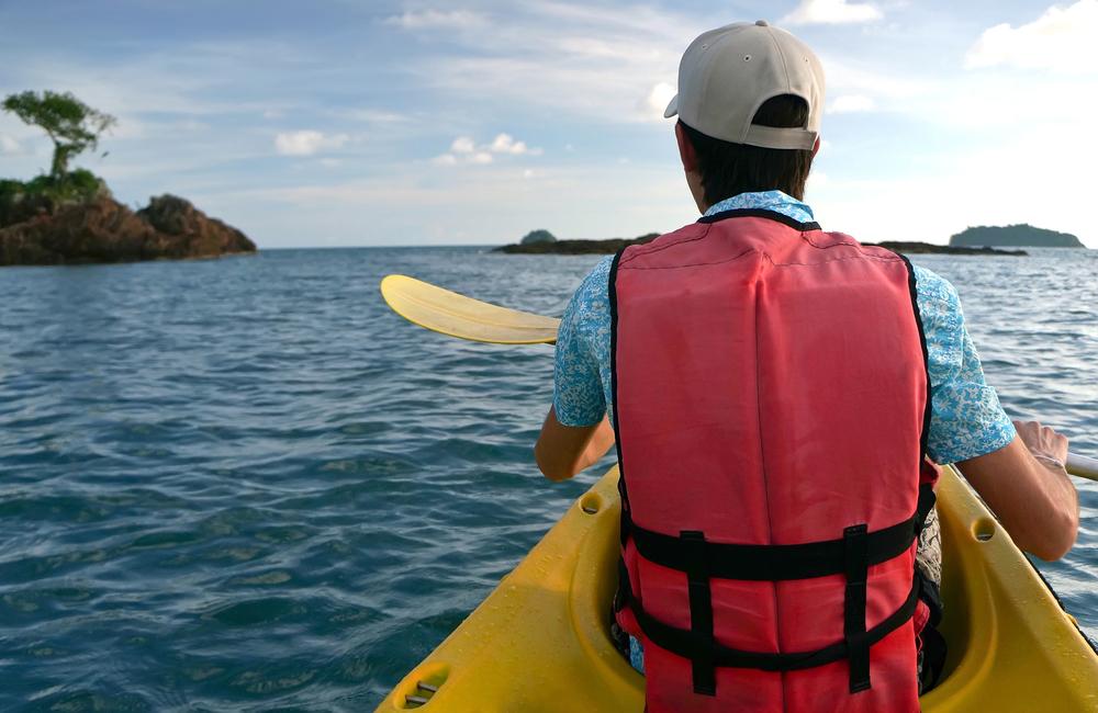kayaking hawaii