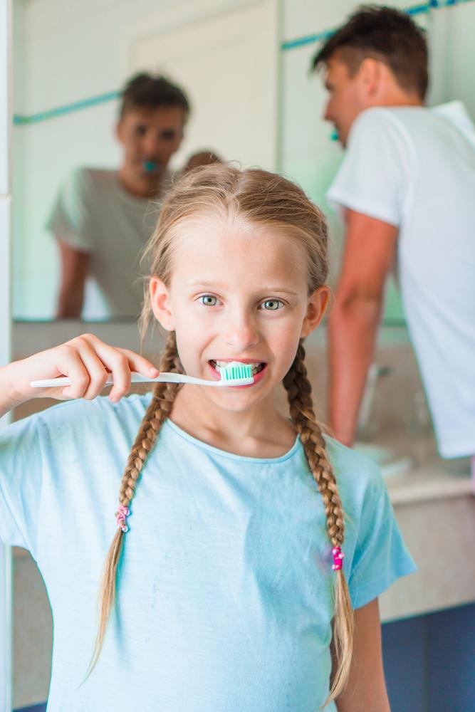 kids' cavities