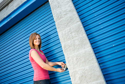 security of self-storage facility