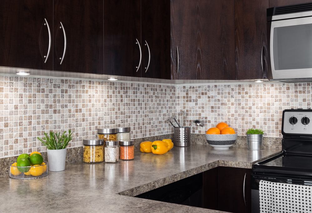 Wear And Tear Can Wreak Havoc On The Appearance Of Your Countertops. With  Daily Use Over The Years, They Can Become Eroded Or Cracked.