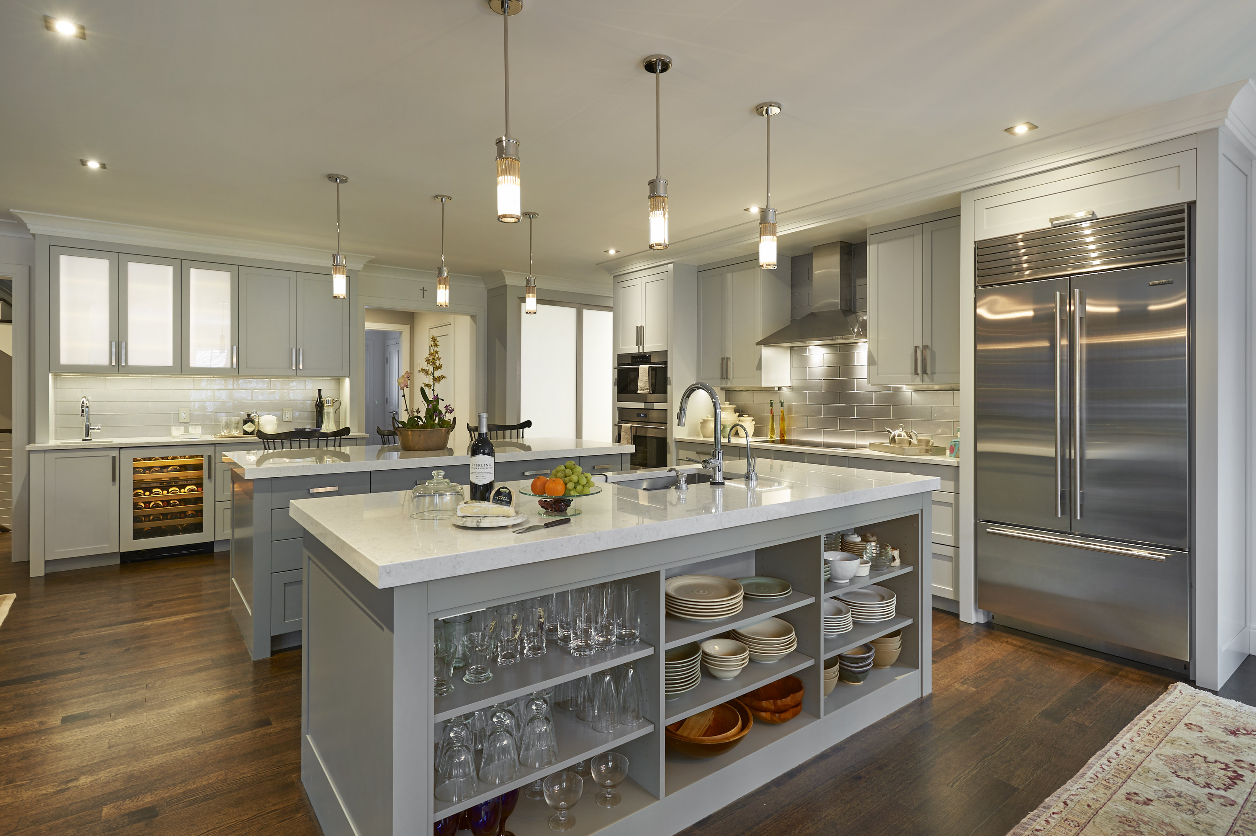 Front Row Kitchens Wins Second Place In Kitchen Design Contest ...