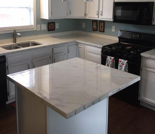 Granicrete Kitchen Countertops
