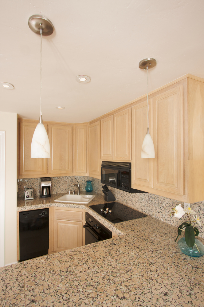 3 durable options for upgrading your kitchen countertops for Anchorage kitchen cabinets