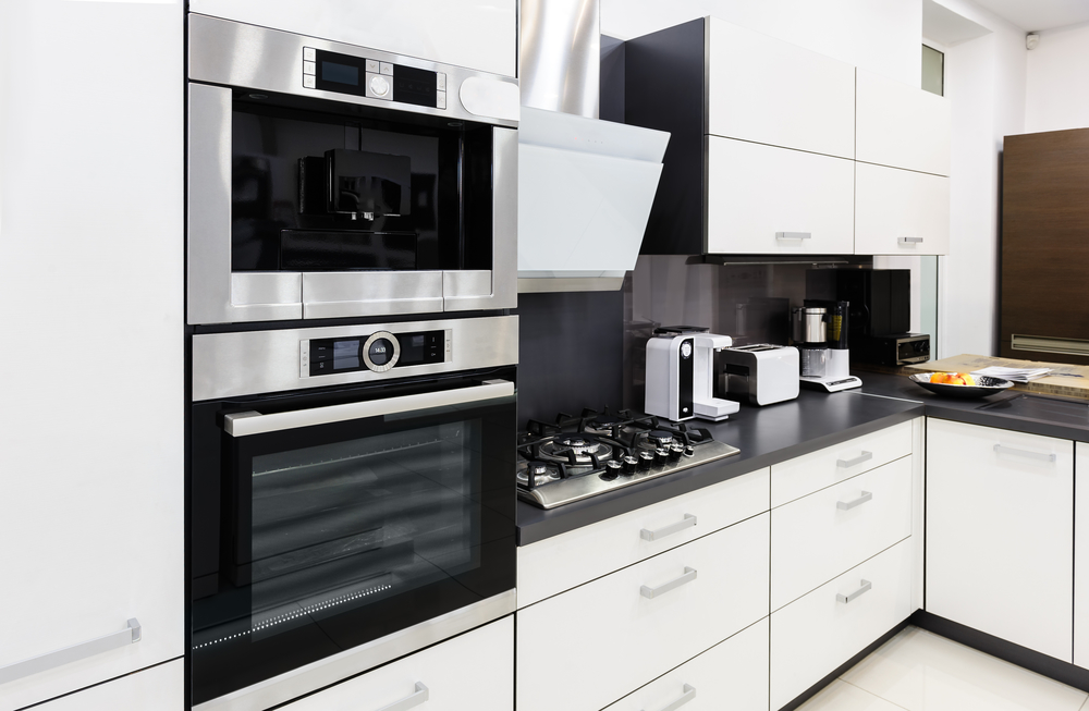 Remodel Your Kitchen To Entertain A Crowd, Feed Your Entire Family, And  Enable Meal Prep For The Week With Multiple Appliances, Such As Double  Ovens Or ...
