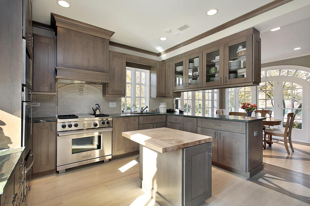Elegant Kitchen Remodeling