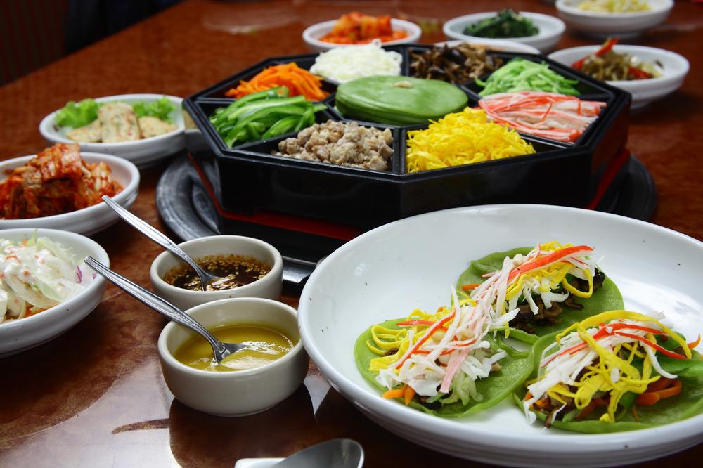 New Shilawon Korean Restaurant