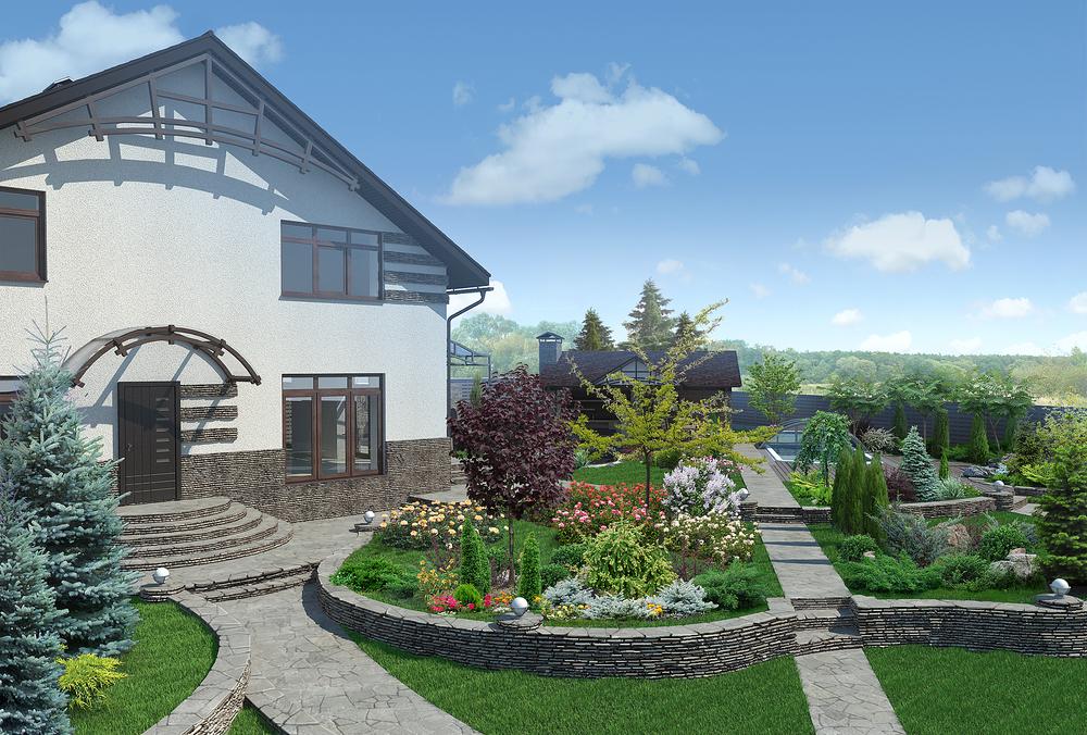 landscape design Lincoln NE - 3 Landscape Design Features That Improve Your Resale Value - New