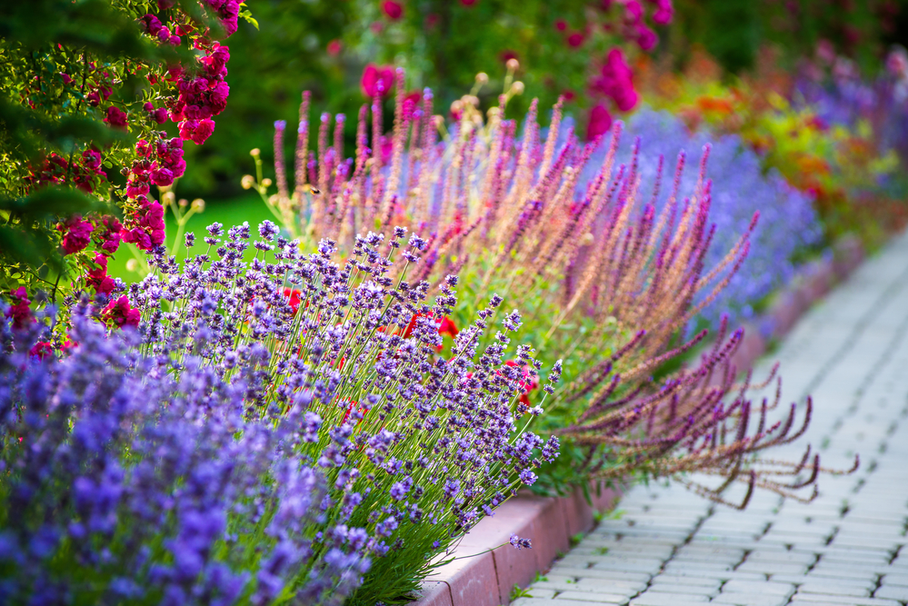 Spring Landscaping Tips 4 tips for top-notch spring landscaping - midwest walls