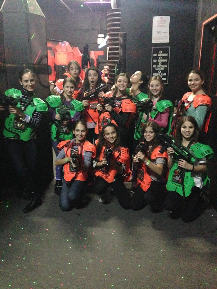 Laser Tag Birthday Parties On Long Island