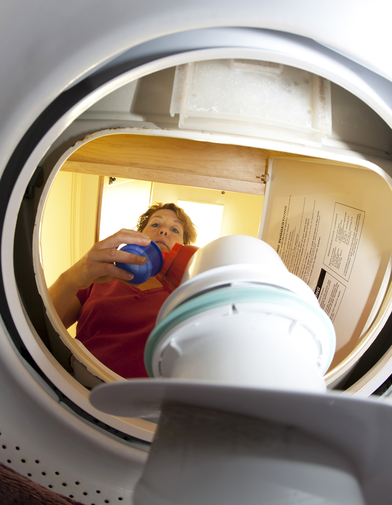 4 laundry items you can cannot put in your washer