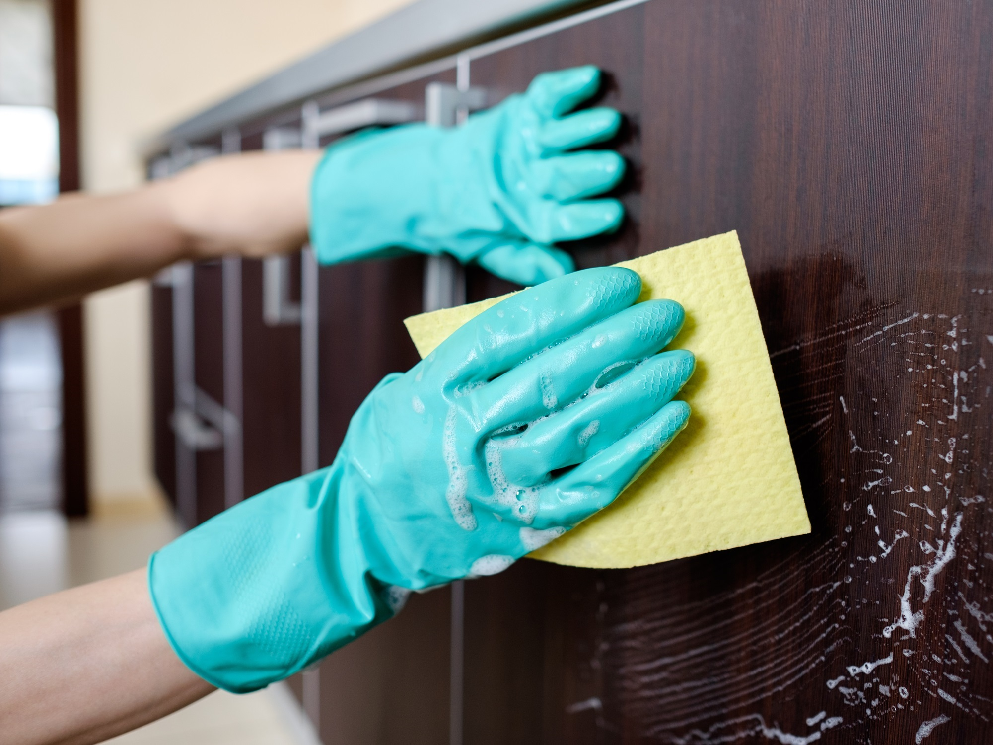3 Tips For Properly Cleaning Wooden Cabinets Brincks