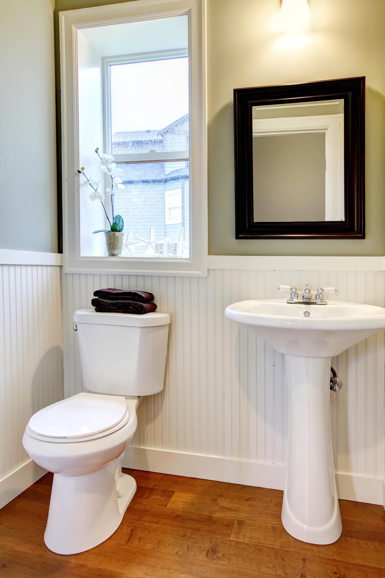 Condensation On Toilet Fixtures