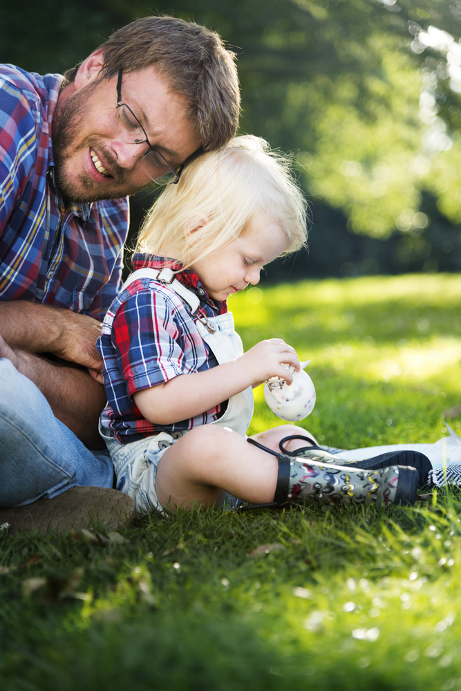 7 facts about American dads