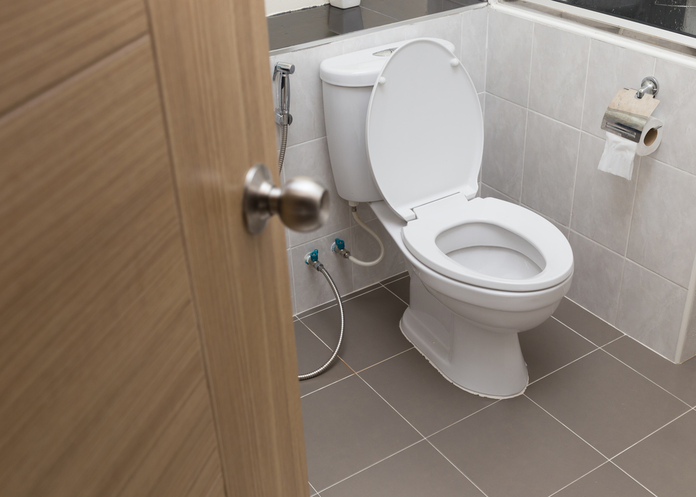 clogged toilets call a plumber or handle it yourself s drain sewer service