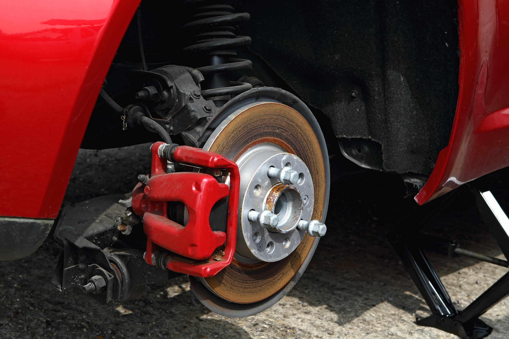 4 Common Brake Sounds & What They Mean - Bennett Motor Werks LLC