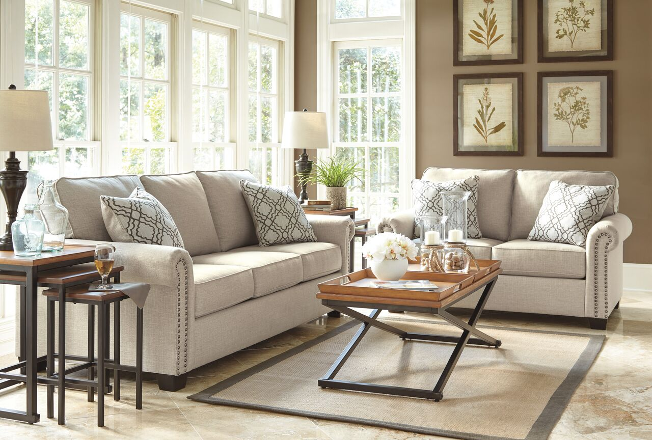 4 Cozy Choices for Comfortable Living Room Furniture - Ashley ...