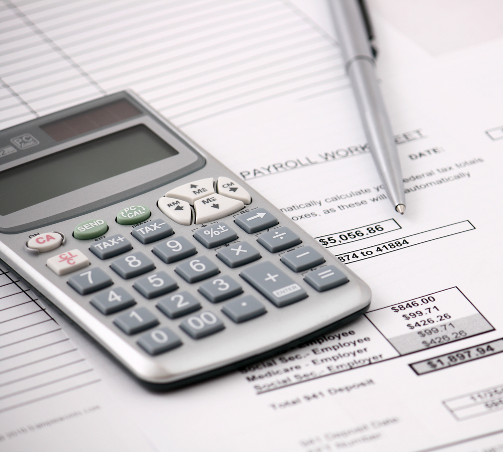 how much of a business s revenue should go to payroll tax break