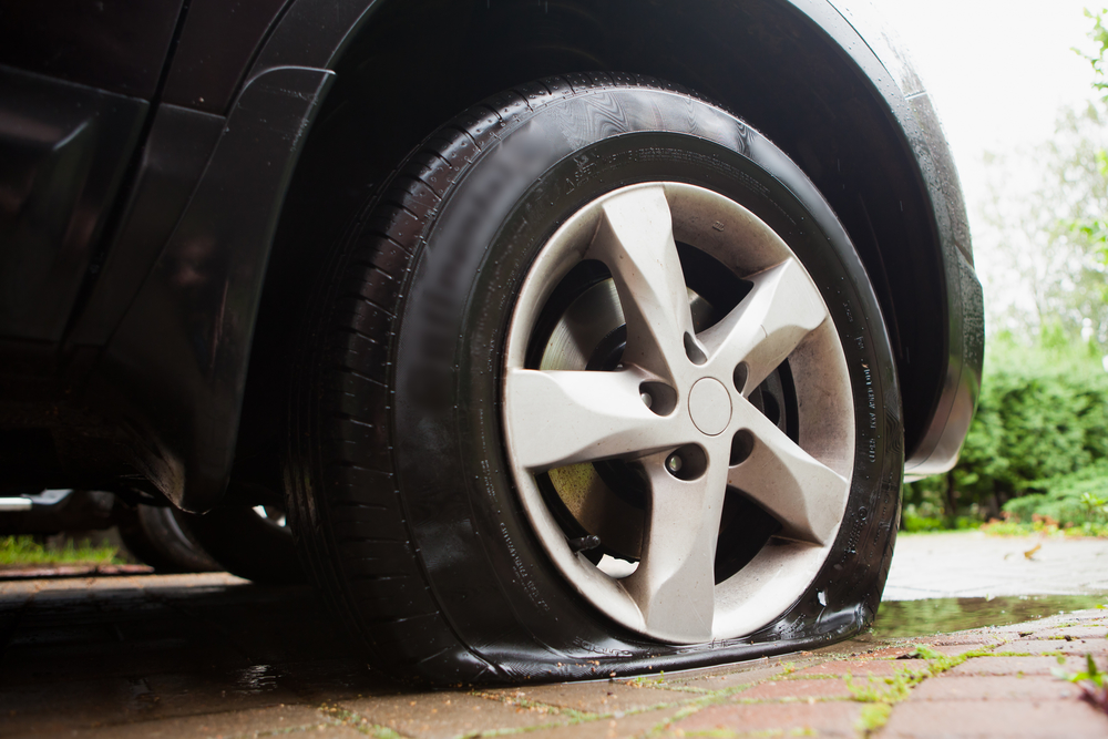 Low Tire Pressure >> Top 3 Causes Of Low Tire Pressure Anderson Automotive East