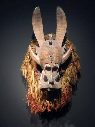 African tribal artifacts