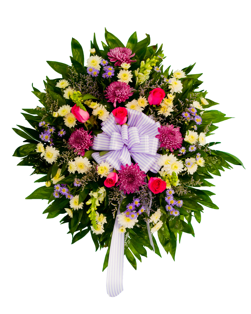 What Can You Do With The Flowers After The Memorial Service