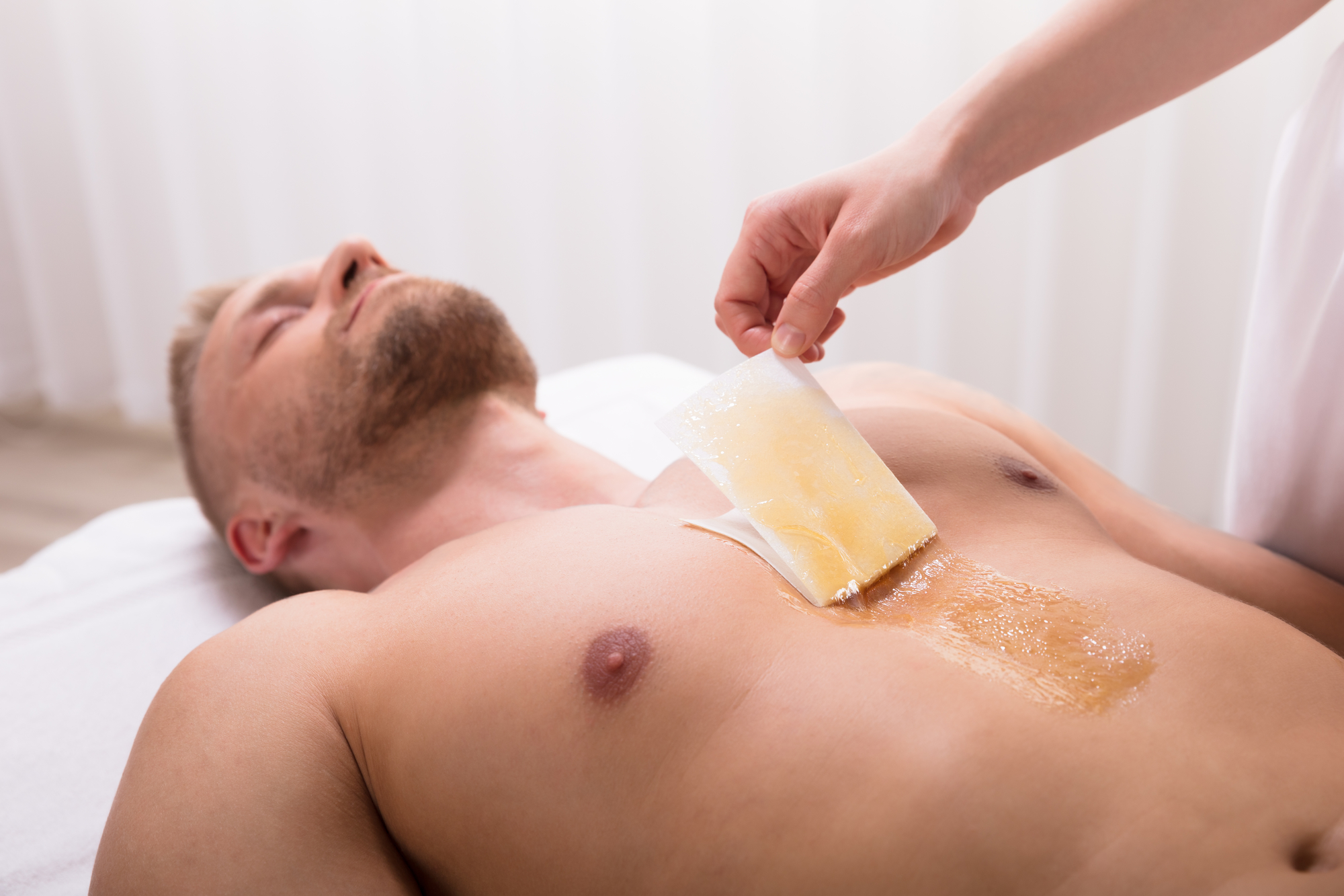 men's waxing