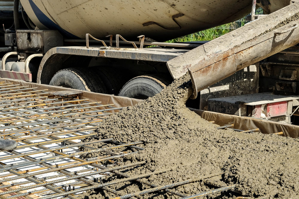 ready mix concrete products