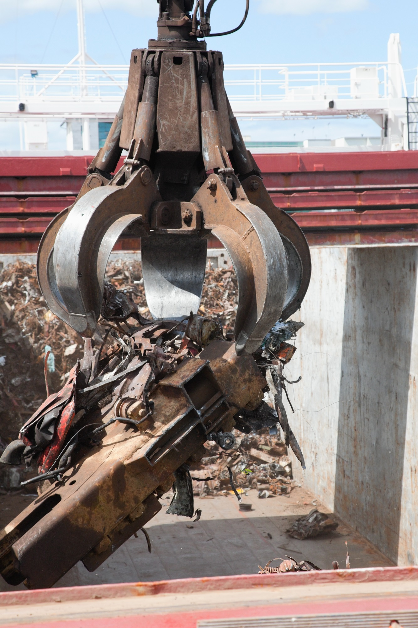 3 Surprising Facts About Scrap Metal Recycling - Byer Steel