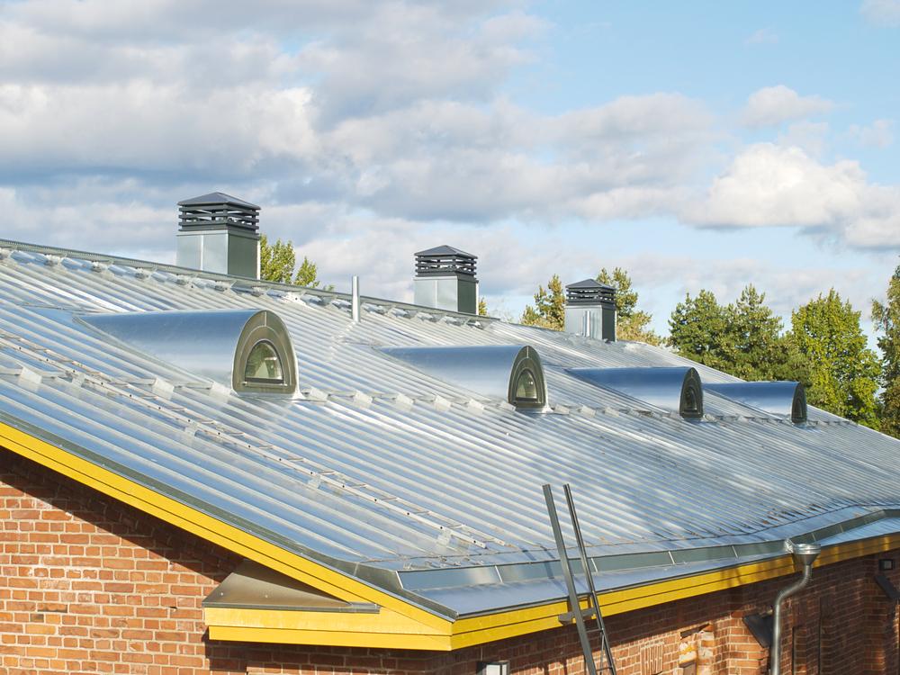 How Is Metal Roofing Installed Over Asphalt Shingles?