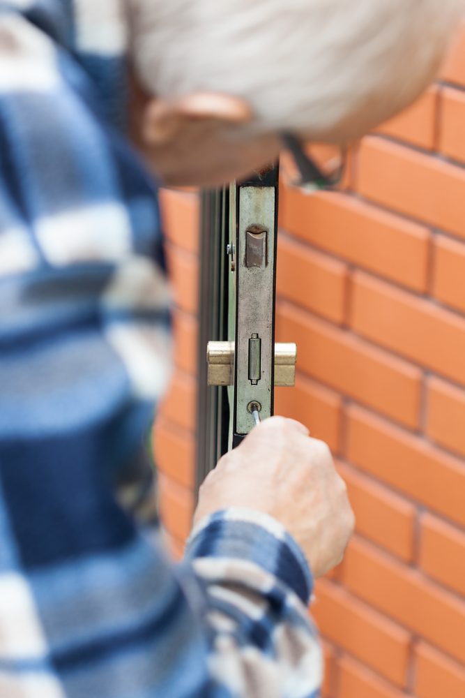 The best door locks for your home able security for Best locks for home security