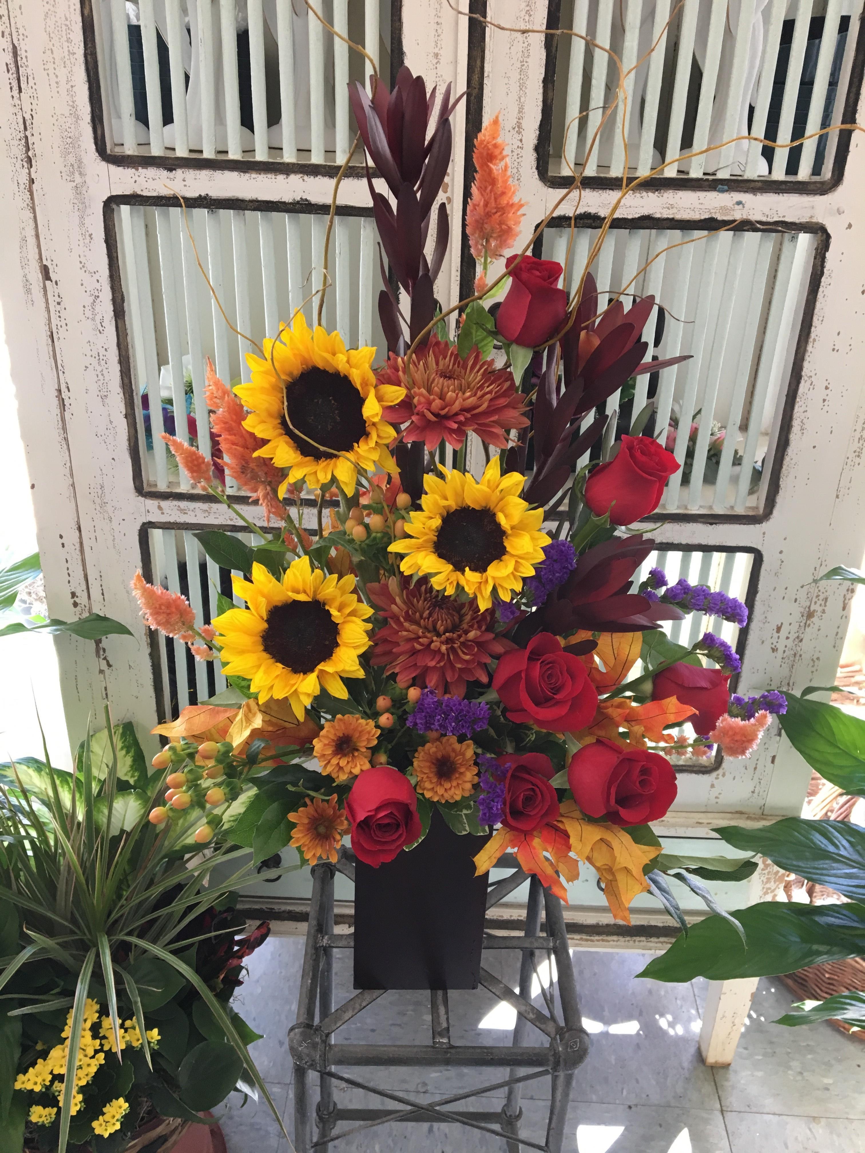 Myers Flowers arrangement