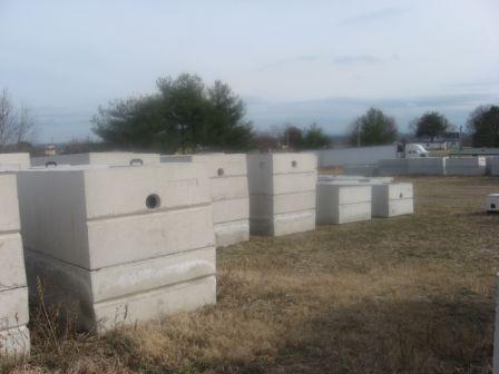 Concrete septic tank Nancy KY