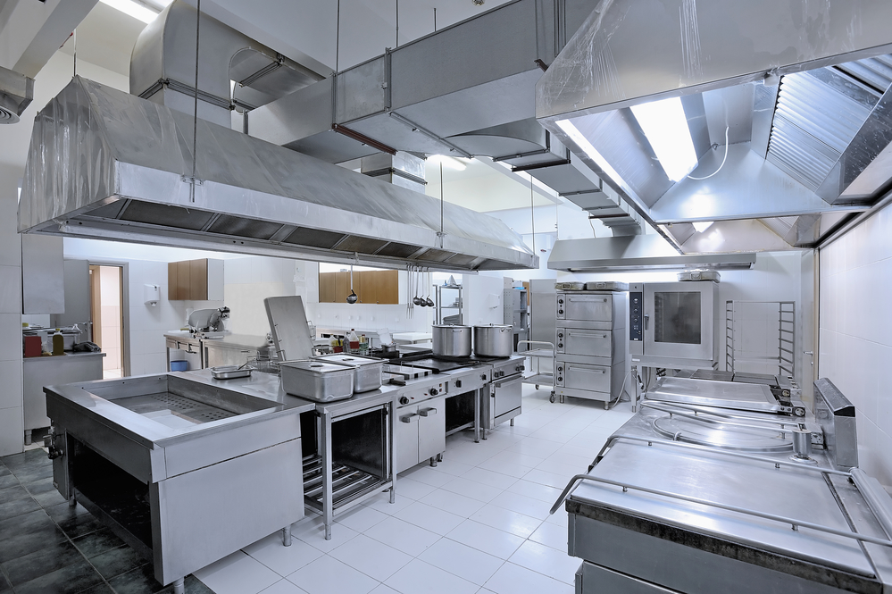 Used Commercial Kitchen Equipment Parts