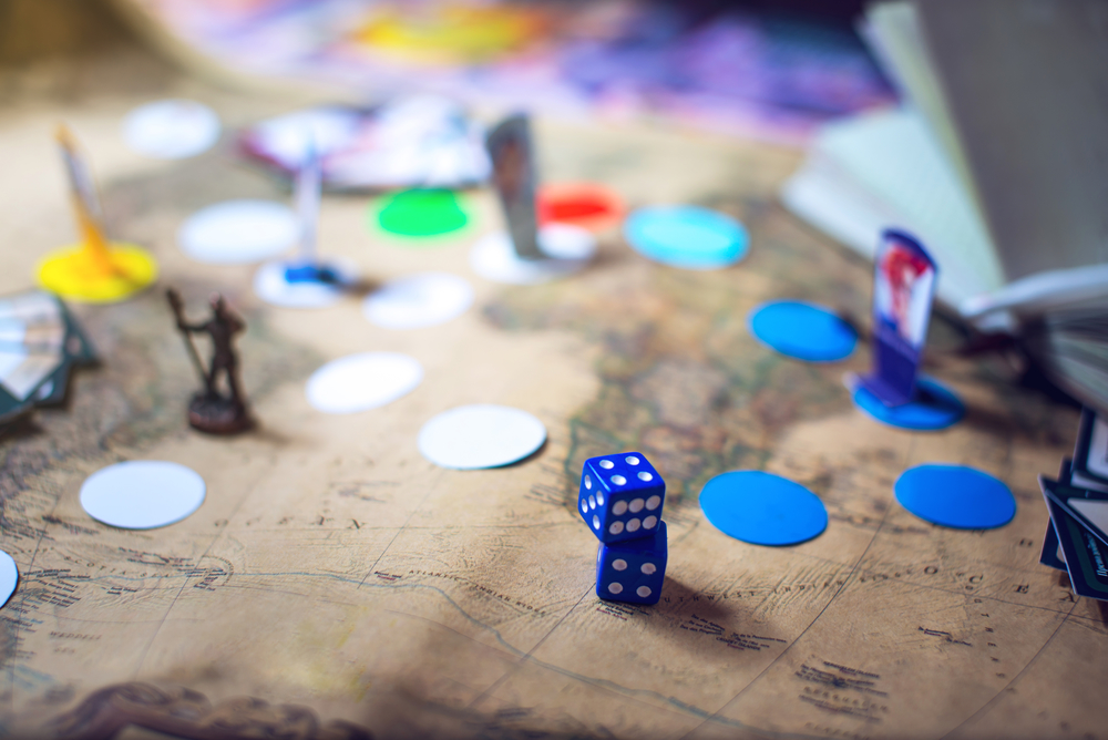 new board game Denver CO