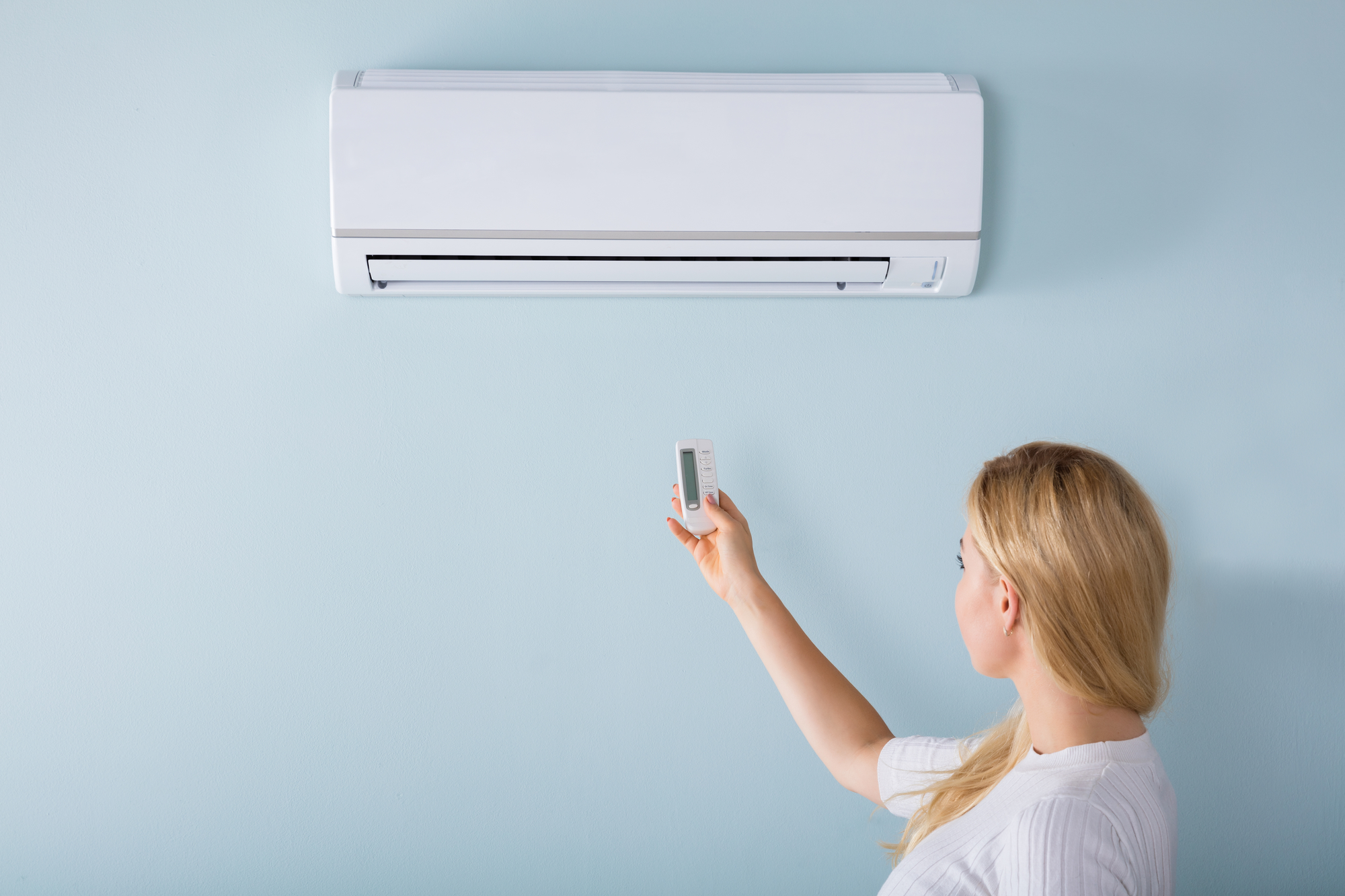 How a Mitsubishi Electric® Wall-Mounted AC Addresses Home ...
