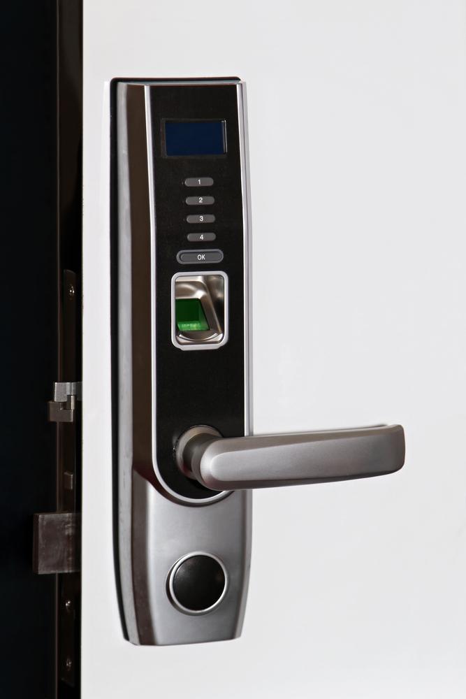 Fingerprint lock New York NY