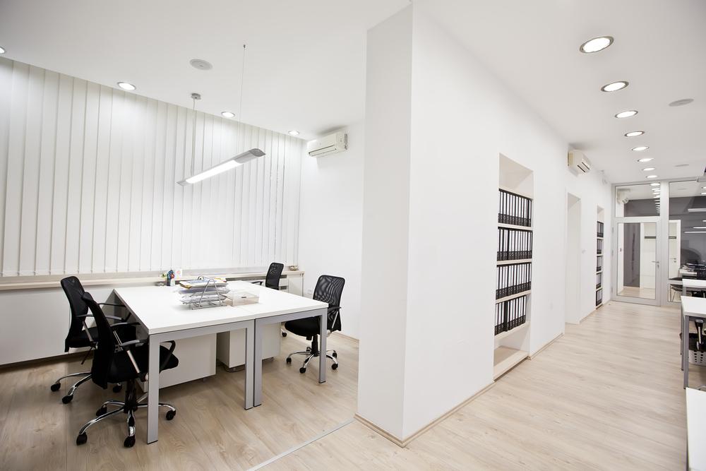 choosing between new used office furniture consider