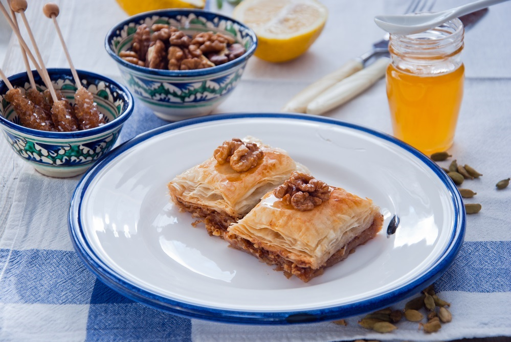 Greek cuisine history baklava yia yia 39 s homemade greek for Ancient greek cuisine history
