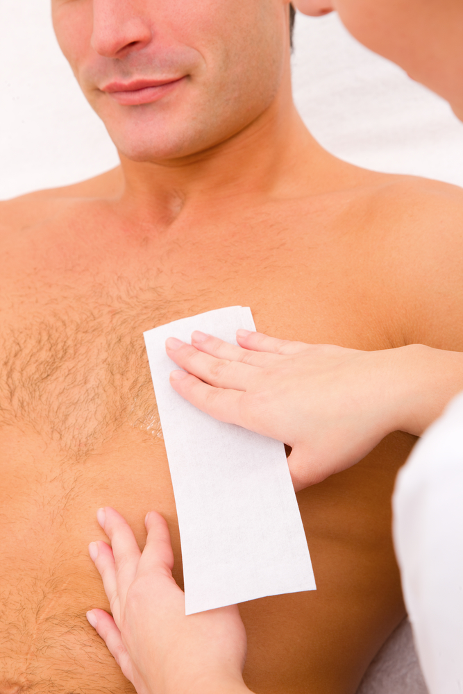 How To Get Ready For A Men S Waxing New Paradise Men S