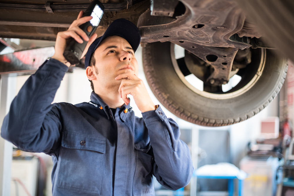 Get Car Checked By Mechanic Before Buying