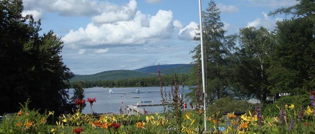 summer camp New England