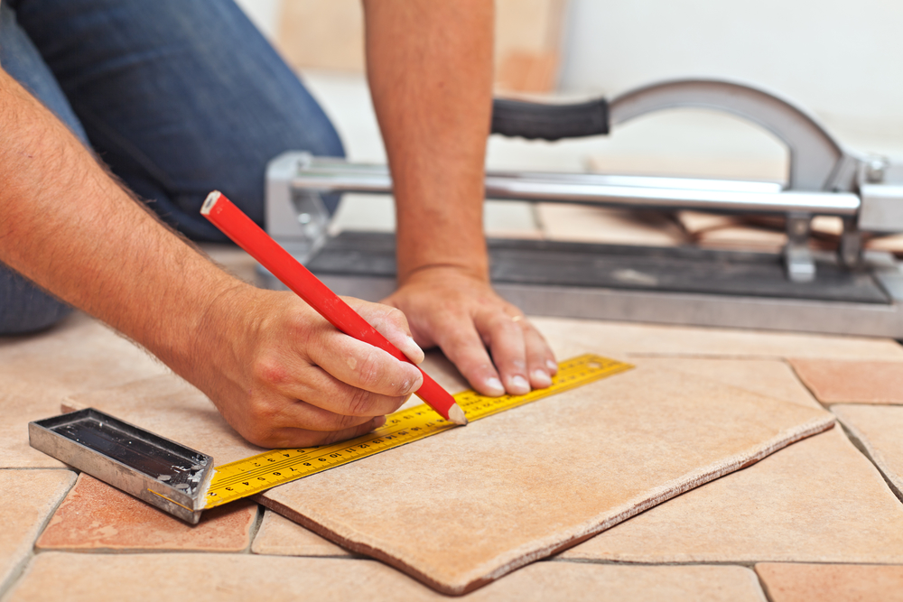 ceramic flooring