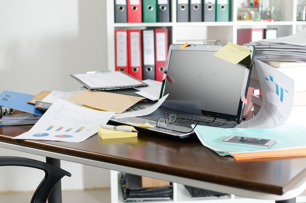 4 Office Cleaning Tips To Help Keep Your Workplace Clean